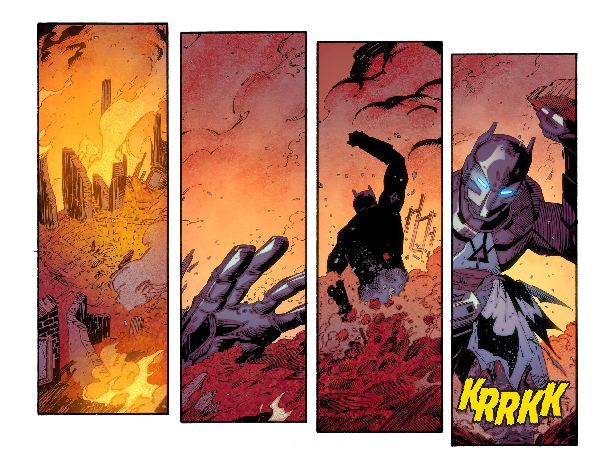 Batman: Arkham Knight [I] Issue #3 #5 - English 8