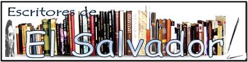 Escritores de El salvador