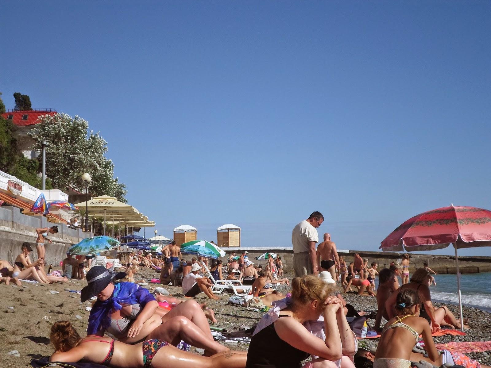 Лазаревское виктория фото пляжа