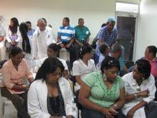 Indignación   en Hato Mayor  con los médicos  por  desplante del Director Regional de Salud Publica.