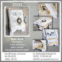 DecoKreacje Szczecin Mini book STORY