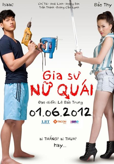 Gia Sư Nữ Quái - Phim Việt Nam (2012)