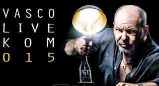 concerti Vasco Rossi 2015