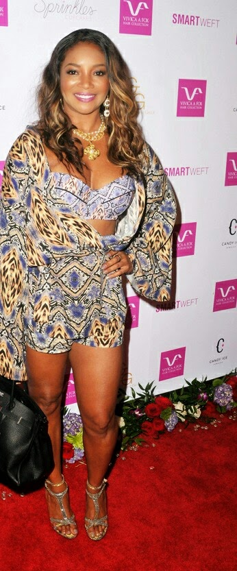 The Southerner Swag !: Happy 50th Vivica Fox !