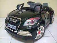 Mobil Mainan Aki DoesToys DT960 Audi Twin