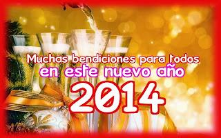 Frases De Feliz Año Nuevo: Muchas Bendiciones Para Todos En Este Nuevo Año