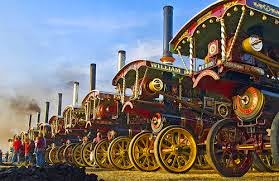 Great Dorset Steam Fair HALF price Tickets 27th 28th 29th 30th 31st August 2014