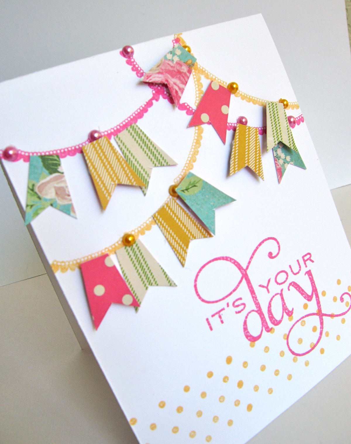 how to make a cool birthday card out of paper