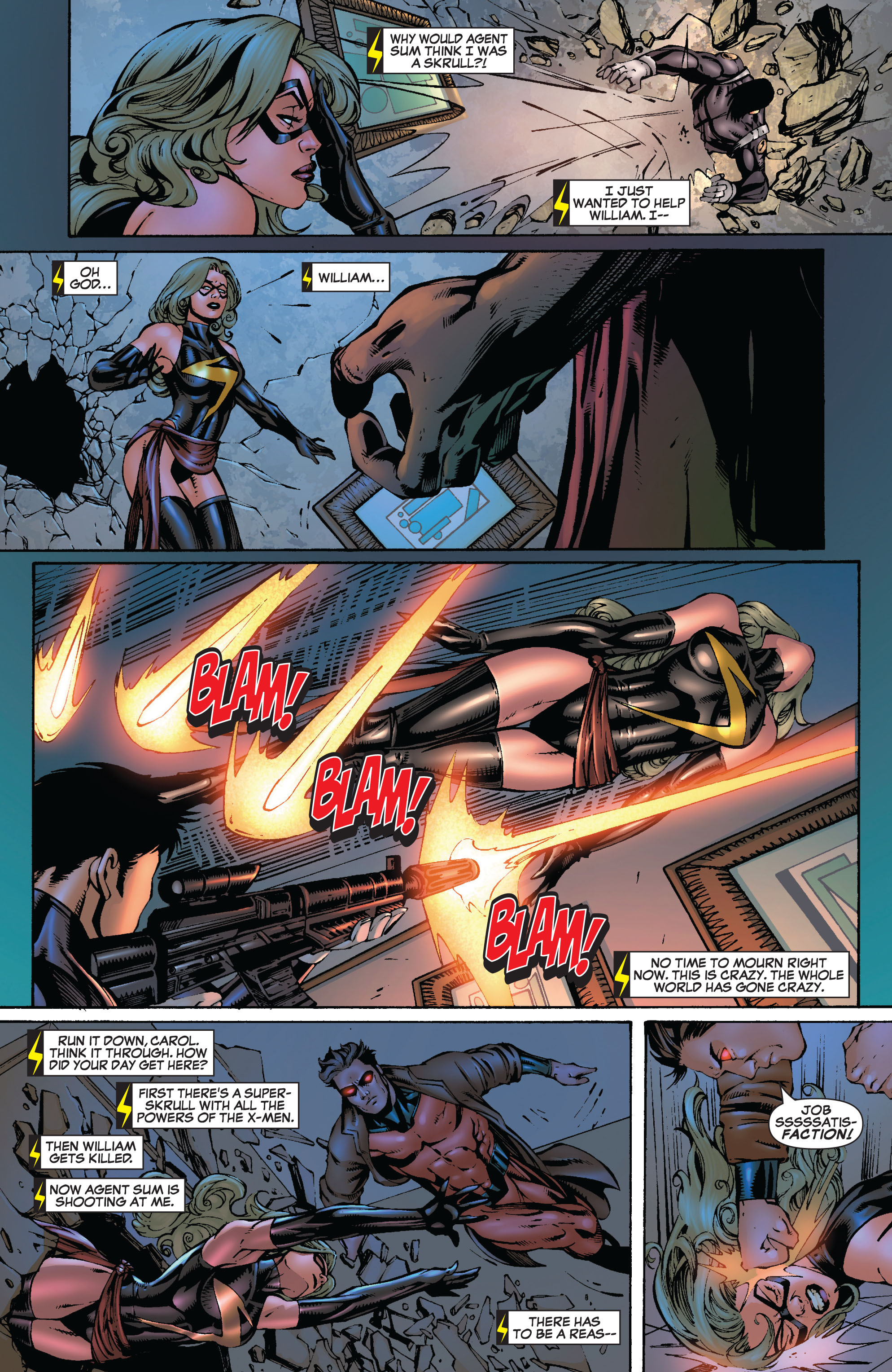 Read online Secret Invasion: The Infiltration comic -  Issue #9 - 6