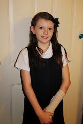 Kaitlyn age 8