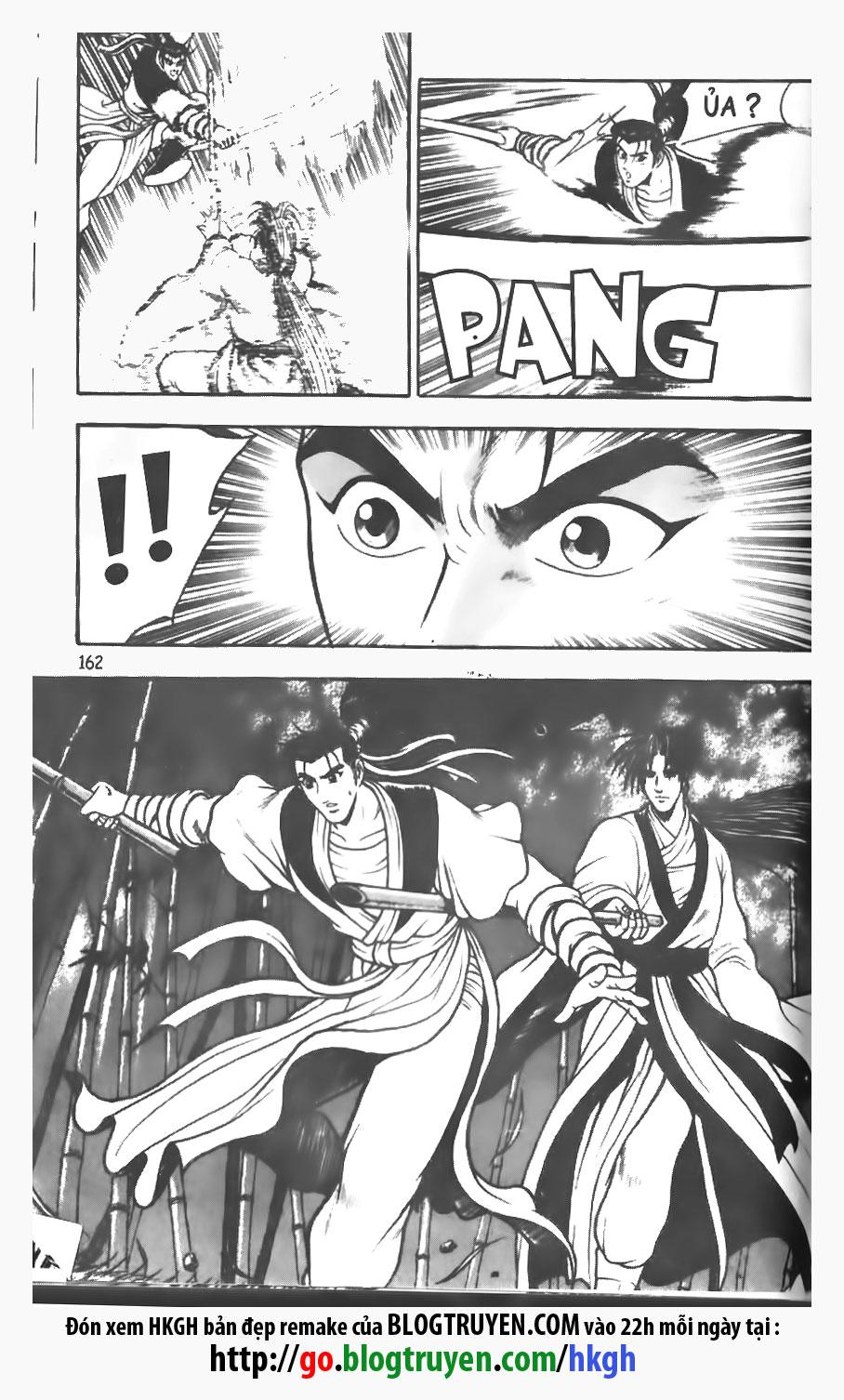Hiệp Khách Giang Hồ chap 75 page 25 - IZTruyenTranh.com