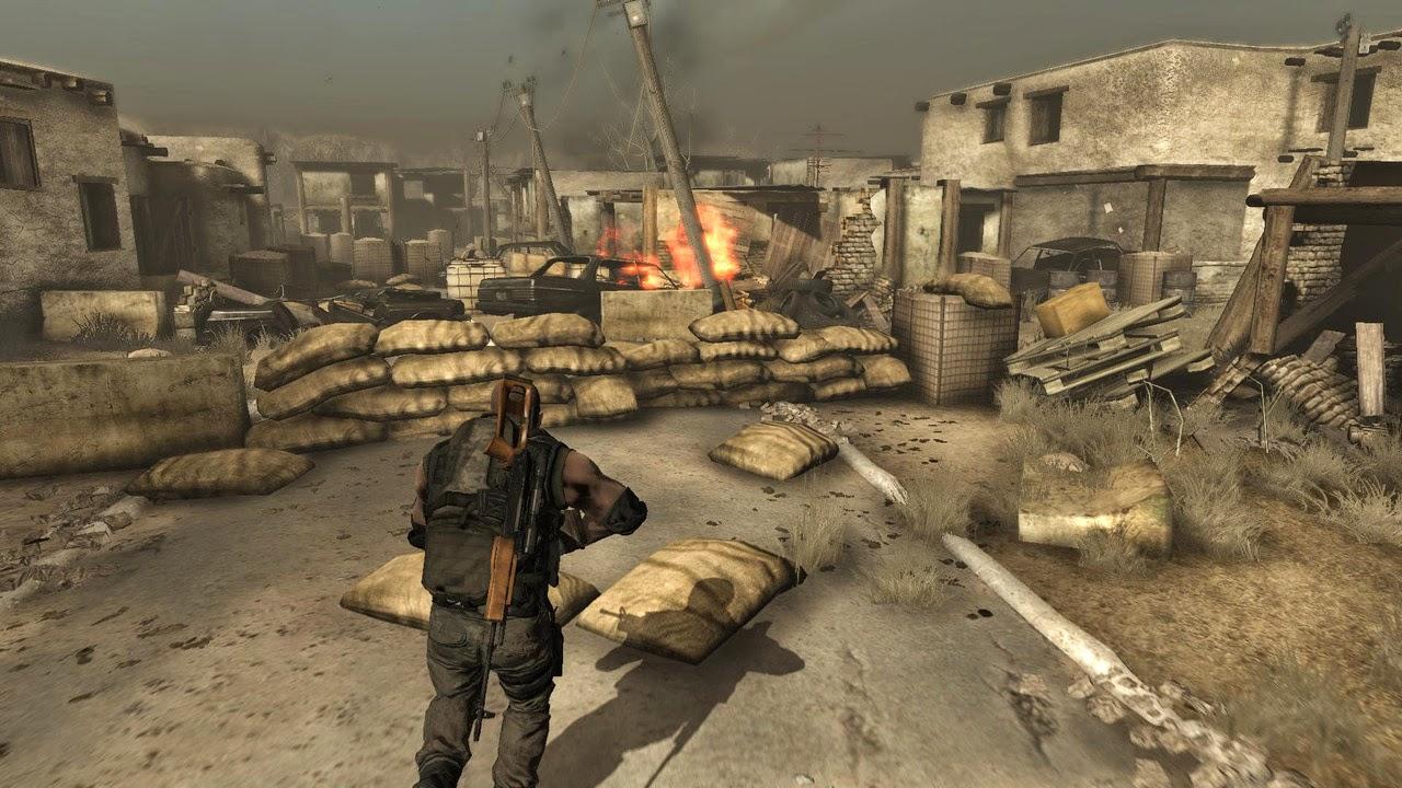 Game Global Ops - Commando Libya Gratis Download