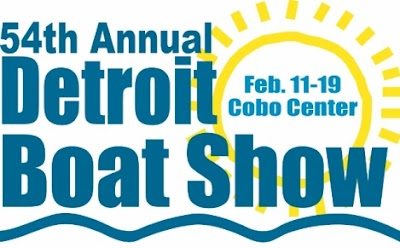 54th Annual Detroit Boat Show – Get off the Dock