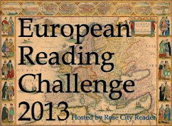 European Reading Challenge--finished!