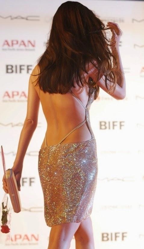 Kim Gyu Ri (김규리, 金圭丽 Jīn guī lì) - 16th Pusan International Film Festival (BIFF 2011), APAN (Asia Pacific Actors Nwtwork)
