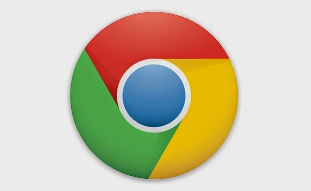 Logo Google Chrome Baru