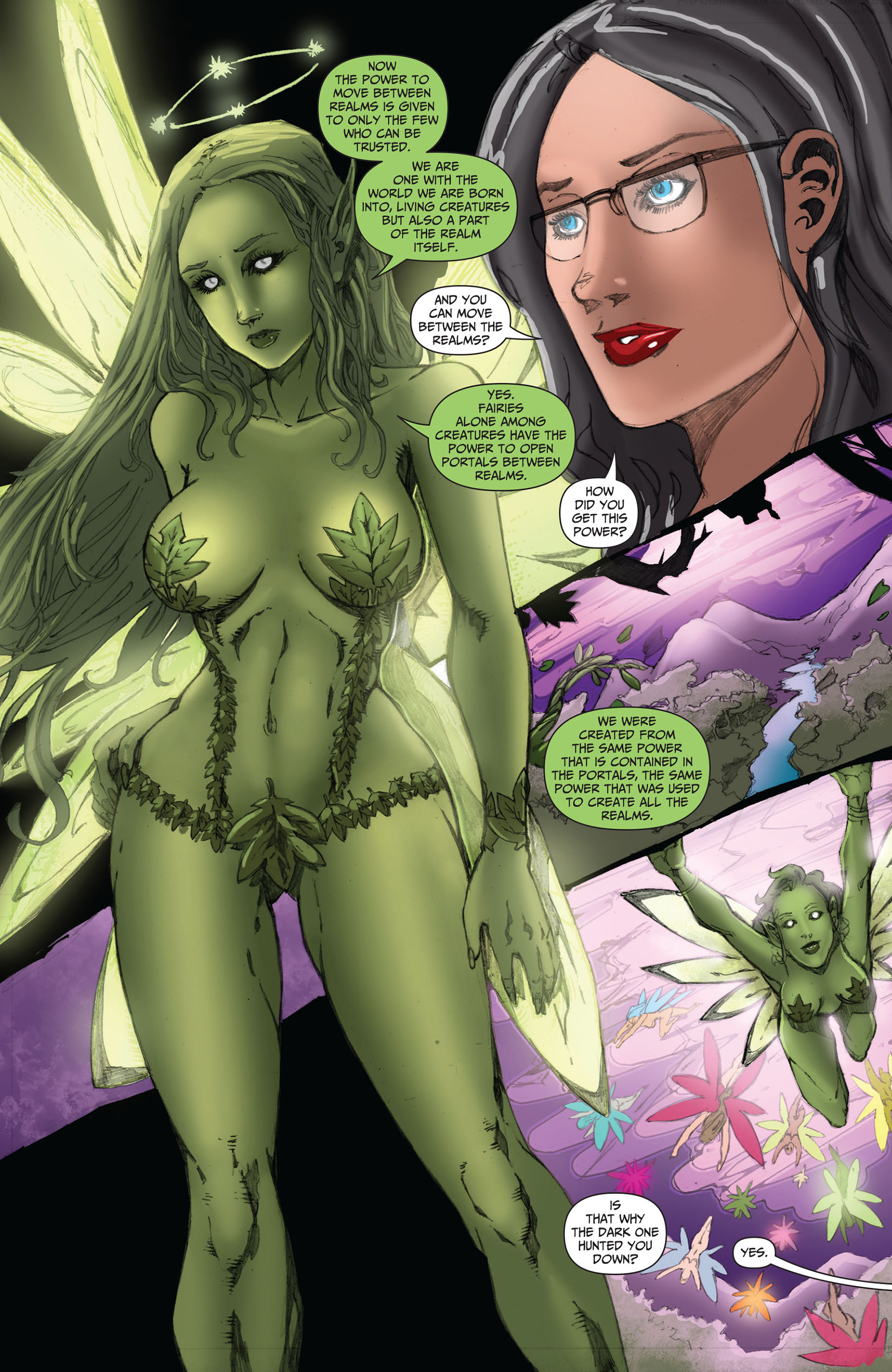 Grimm Fairy Tales (2005) Issue #49 #52 - English 8