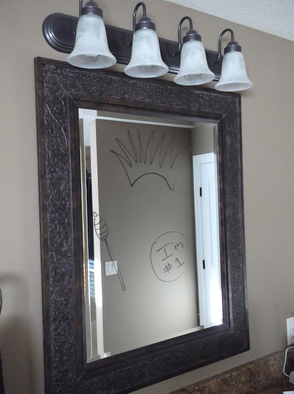 Bathroom Mirror Jokes sunshine on the inside: mirror, mirror on the wall