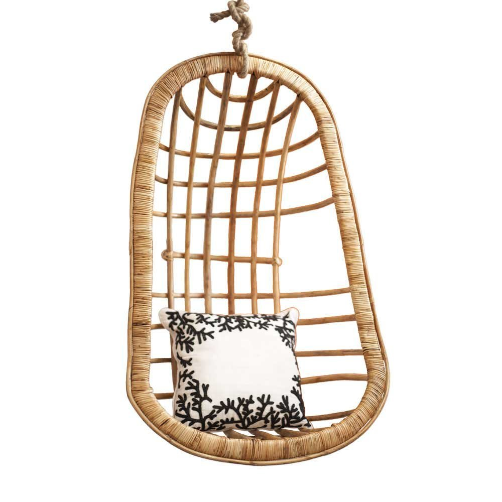 Hanging Rattan Chair: Should I? - Driven by Decor