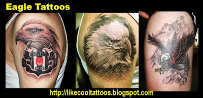 Symbolic Meaning of Eagle Tattoos