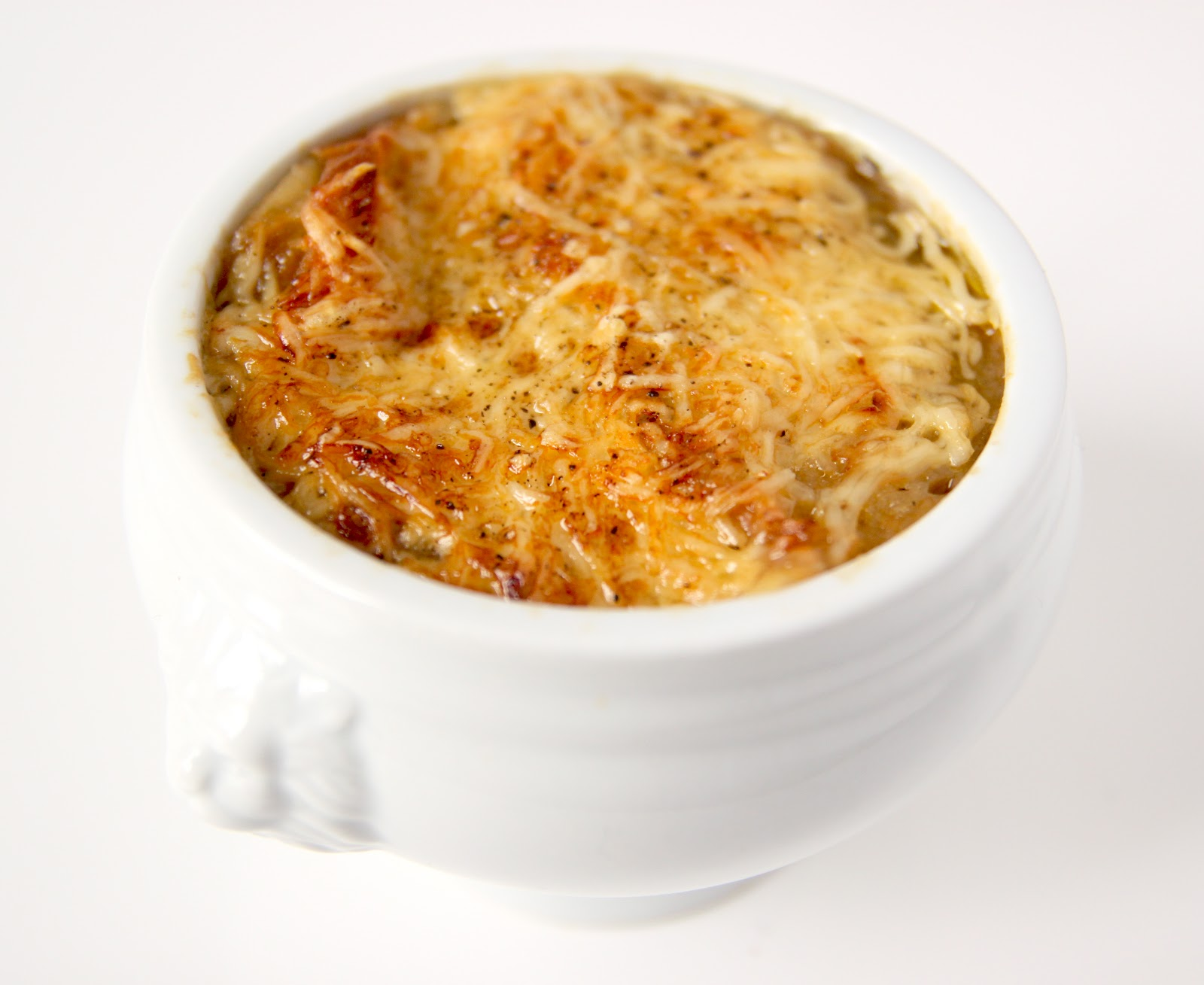 La cuisine de bernard soupe gratin e l 39 oignon - Soupe a l oignon gratinee ...