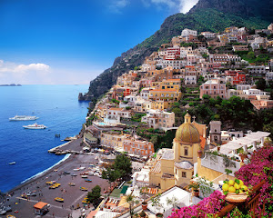 CURRENT LOCATION: Positano, Italy