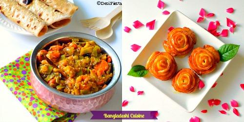 Bangladeshi recipes