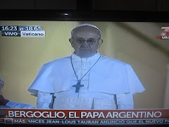 FRANCISCO! EL PRIMER PAPA ARGENTINO - EL VICARIO DE CRISTO!