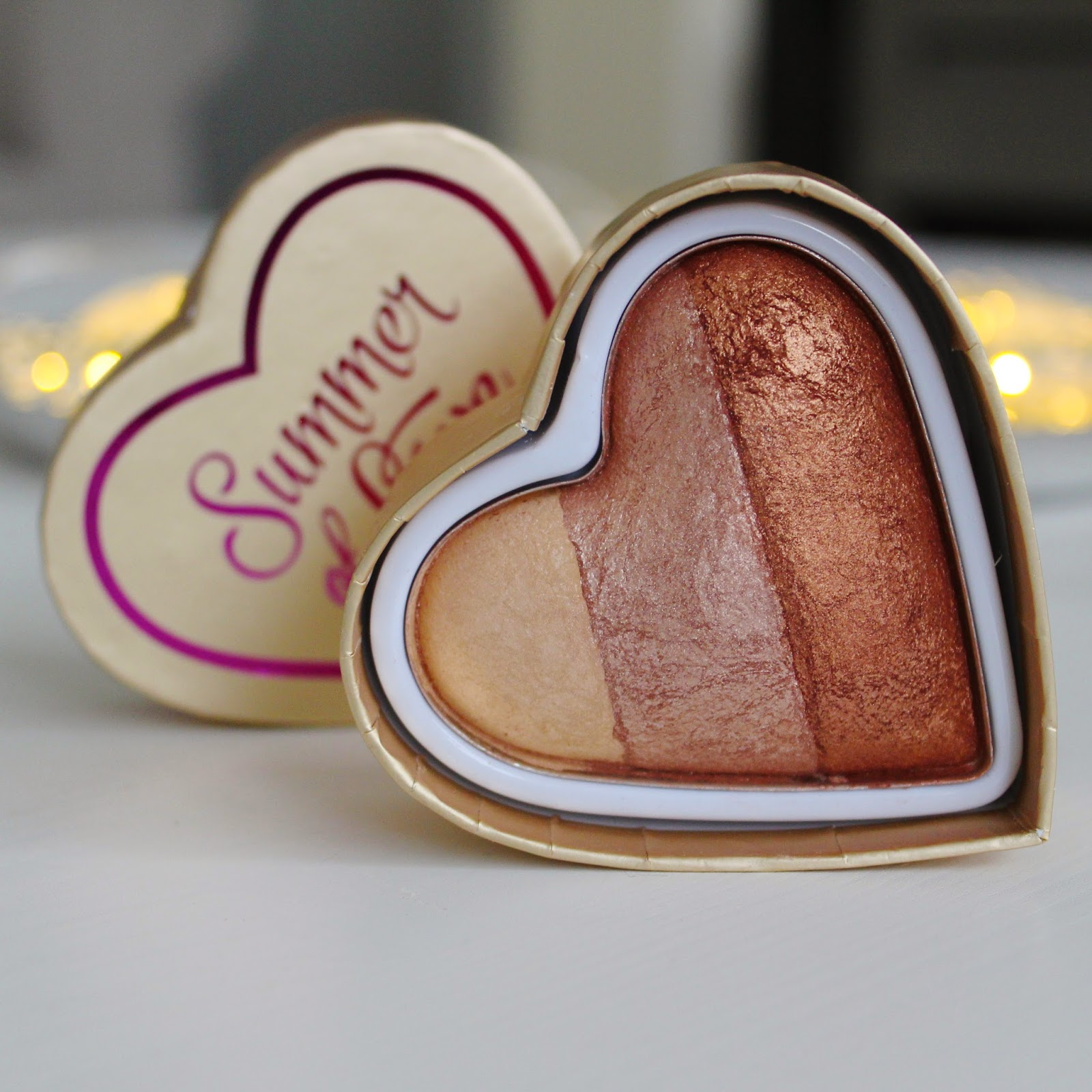 All three of these new additions are gorgeous, highly pigmented, bright, shimmering shades. The bronzer in hot summer of love contains three bronzer shades ...