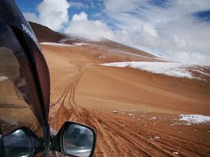 Desierto de Dali - Bolivia