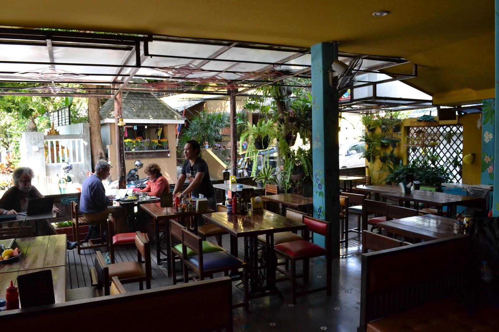 bangkok, voyage, Chiang Mai, Chiang Mai Thai house
