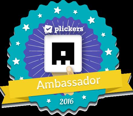 Plickers Ambassador