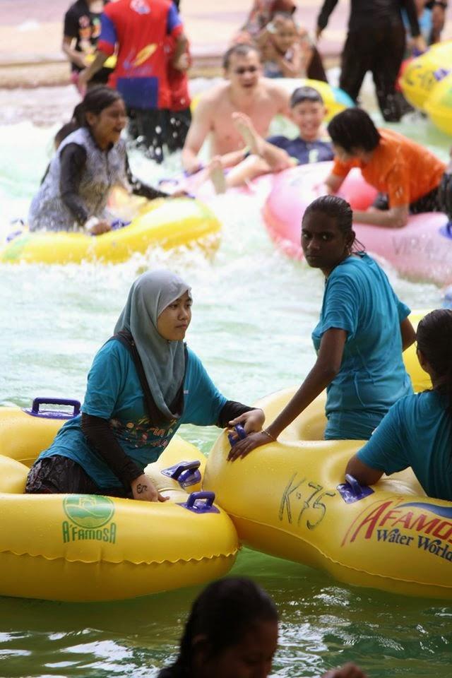 Family Day 2014 AUOSunpower Melaka