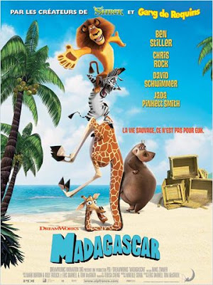 Madagascar streaming vf