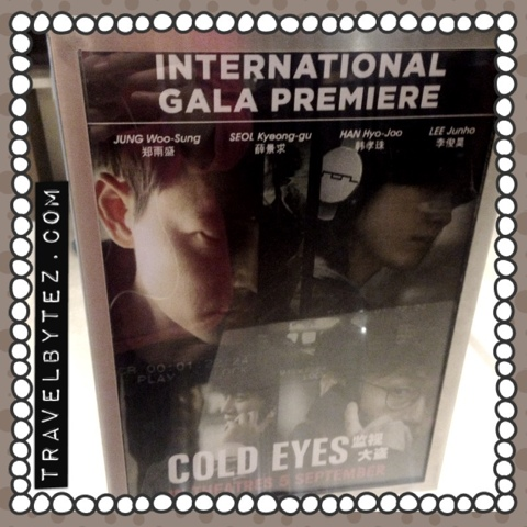 Cold Eyes Movie Gala Premeire and Red Carpet