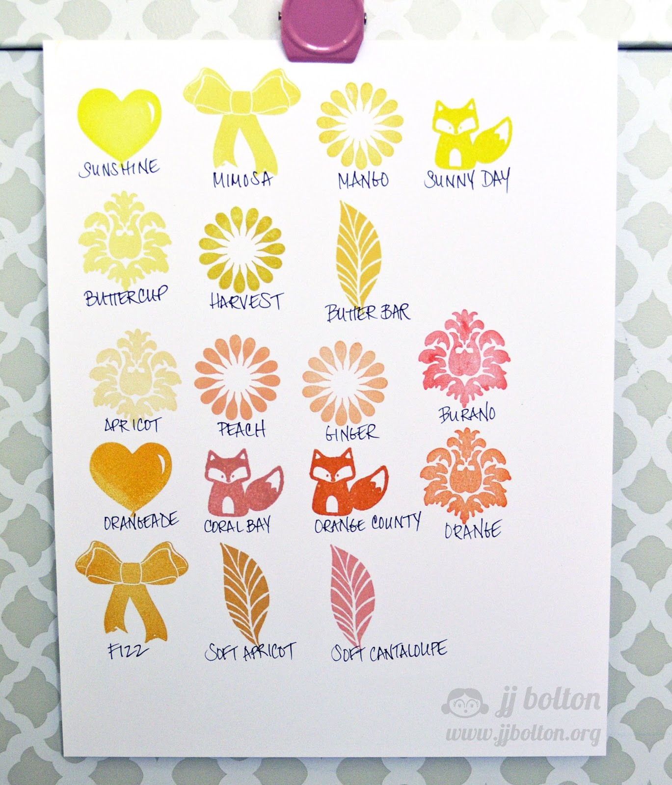 Jj bolton handmade cards all about the ink and rounding out with pinks and reds nvjuhfo Image collections