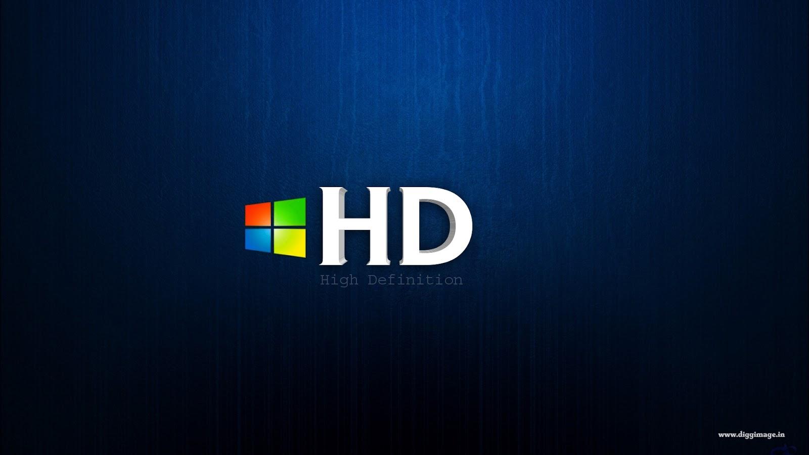 windows 3d hd logo wallpaper free download for desktop