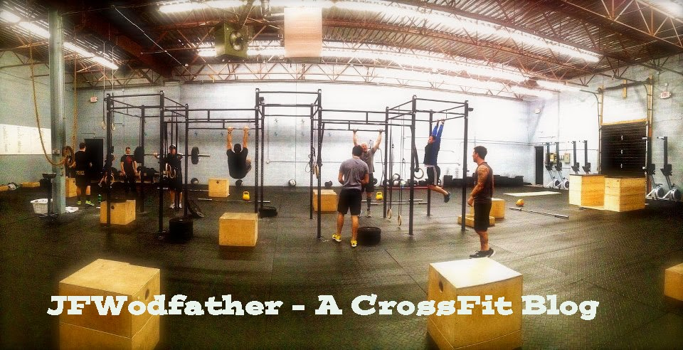 JFWodfather - A CrossFit Blog