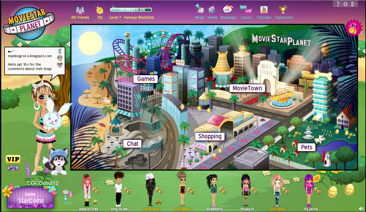 moviestarplanet de