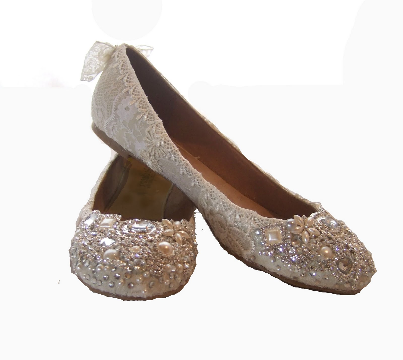 Fabulous In Flats? - The Wedding Shoe Faux-Pas?