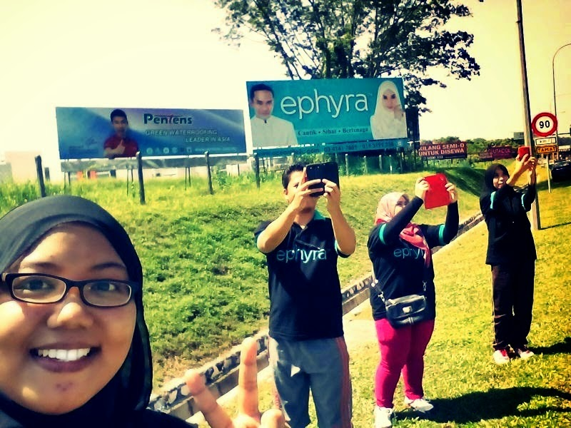 EPHYRA TREASURE HUNT Selfie