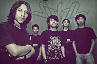 Sidjil Band Metalcore / Death Metal Cimahi Bandung Jawa Barat Foto Personil Logo Images Wallpaper