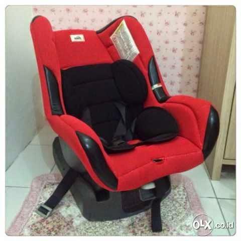 Car Seat / Baby Chair Merk Cam Buatan Italy