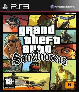 Download - Grand Theft Auto.San Andreas - PS3 - [Torrent]