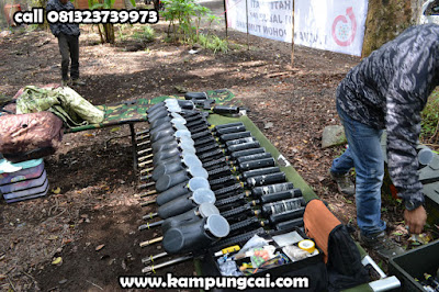 10 Manfaat Paintball Game Dalam Team Building di Kampung Cai Rancaupas