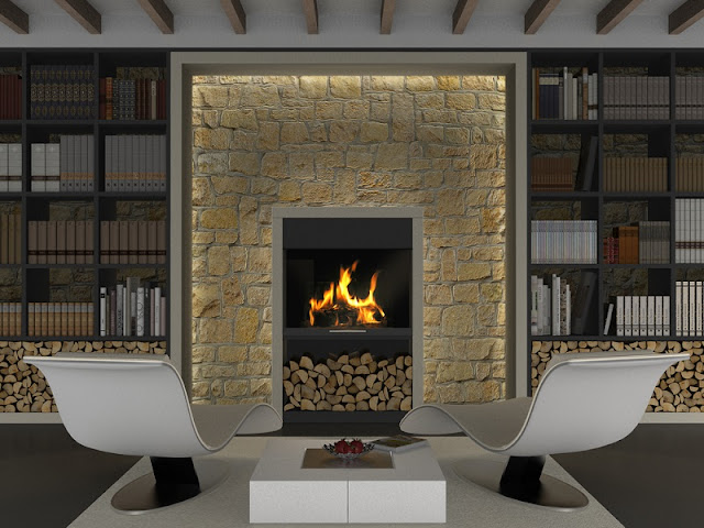 fireplace Cranbourne