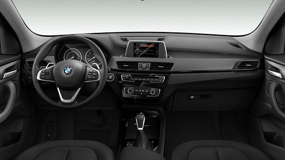 Novo BMW X1 2016 sDrive20i - painel