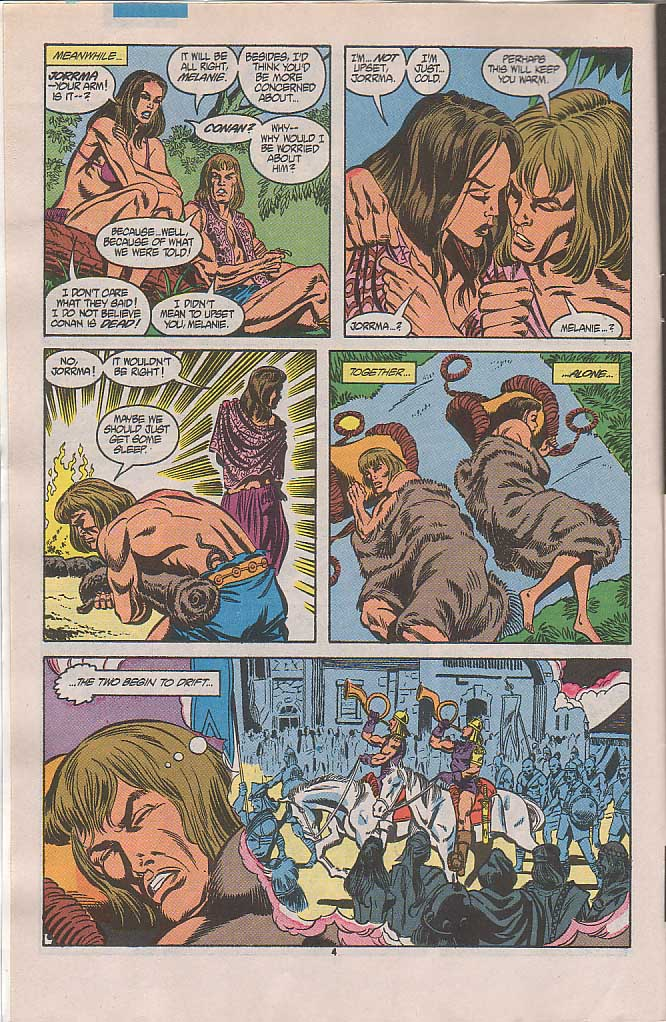 Conan the Barbarian (1970) Issue #238 #250 - English 5