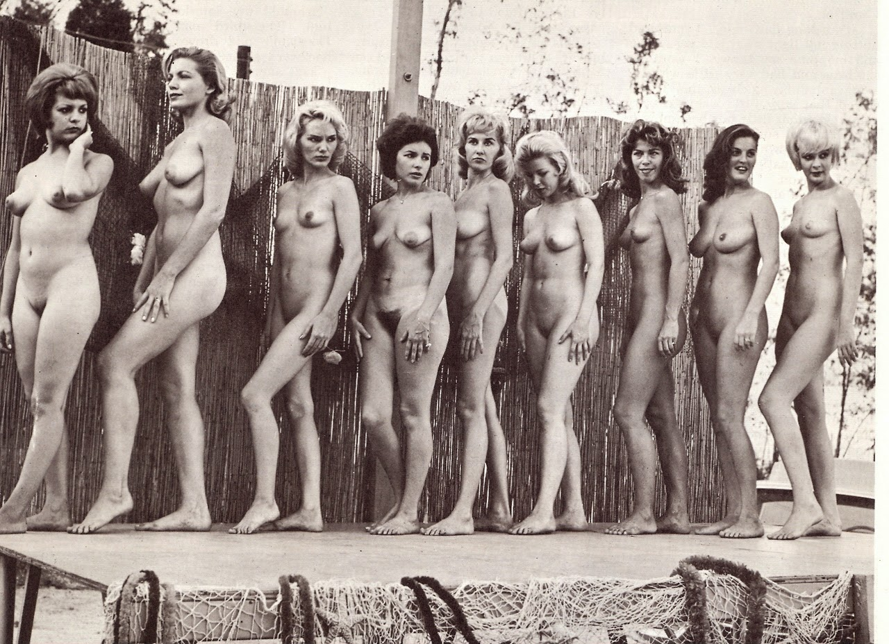 family nudists vintage