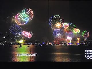 NYE 2011-2012 Sydney, Australia Fireworks